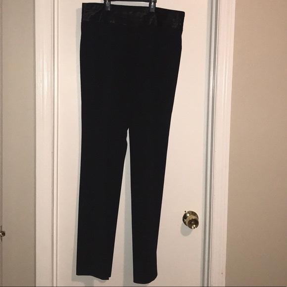 Grace Elements Pants Womens Tuxedo Dress Poshmark